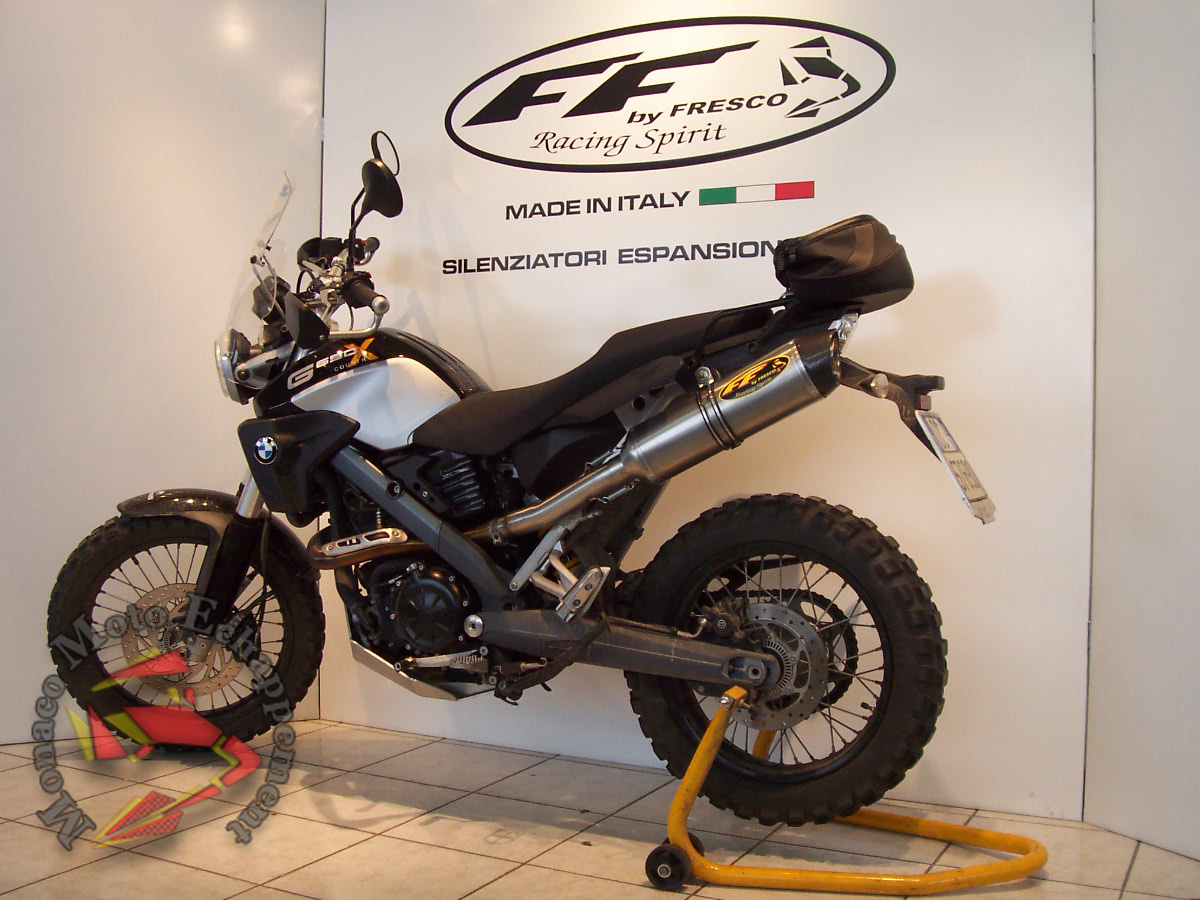 BMW G650X Country Full carbone