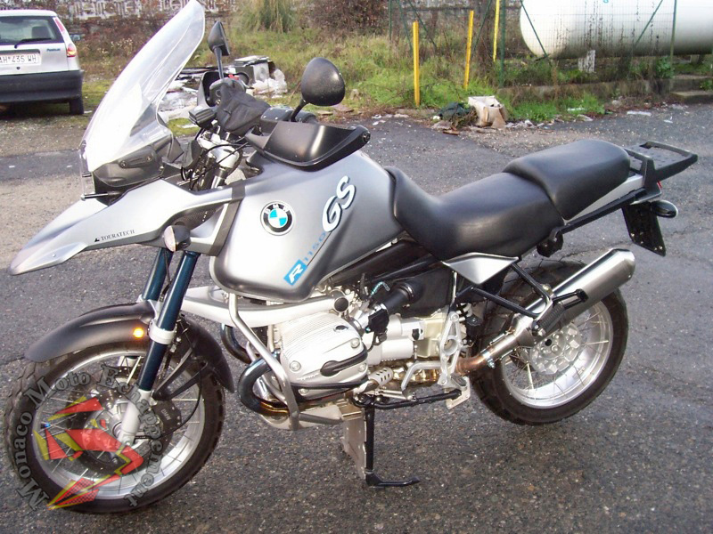 BMW R1150Gs Classic stainless