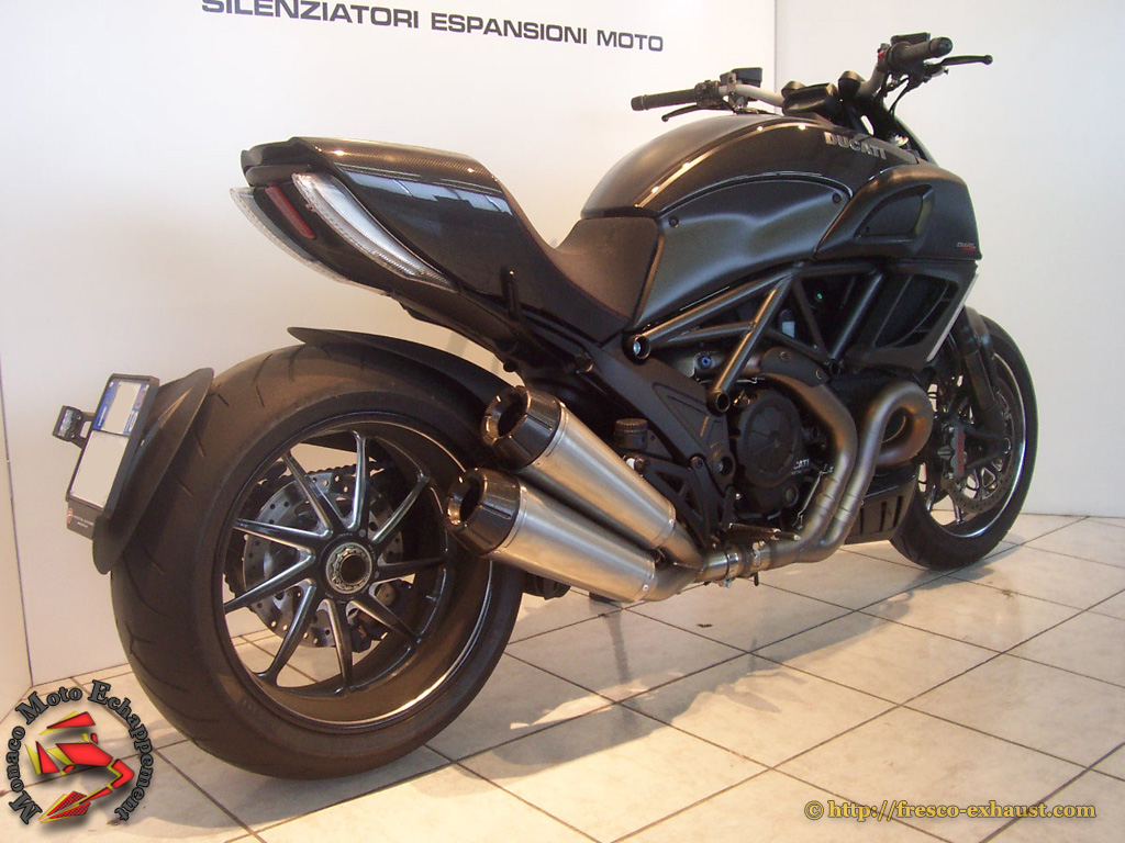 Diavel Conique