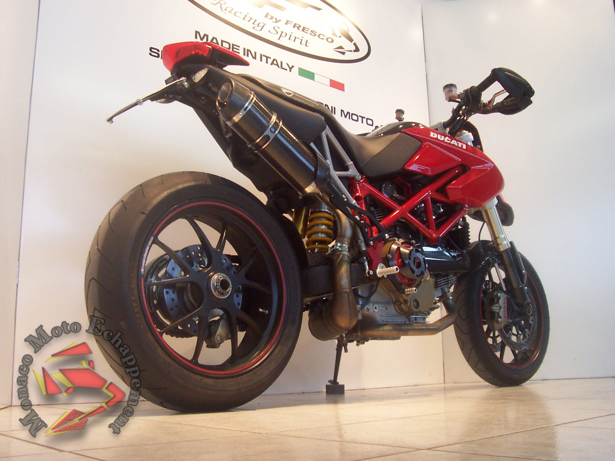 Hypermotard 796 1100 Full carbone