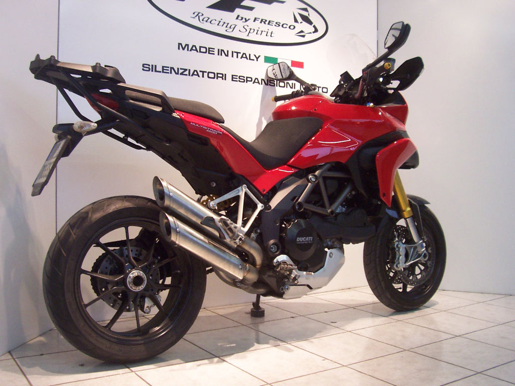 Multistrada 1200 Slash