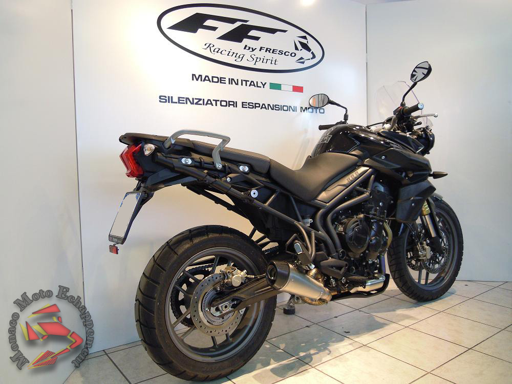Tiger 800 Conique GP Style