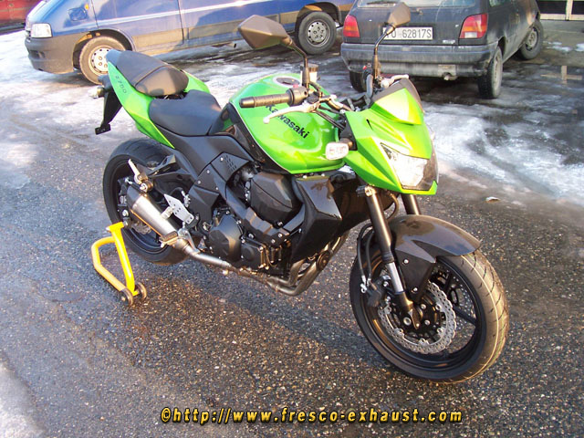 Z750 07-12 Conique GP Style