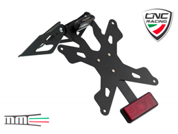 Adjustable license plate Hypermotard 796 1100