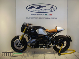 BMW R NINE T FatBoy Shorty
