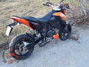 690 Super Duke Full carbon