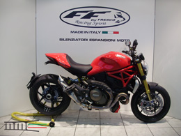 Monster 821 1200 Maxi GP