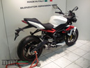 Street Triple 675 2013 Maxi Rond court GP Style