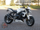 Street Triple 675 Double rond carbone