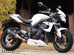 Street Triple 675 Full carbone
