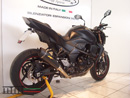 Z750 07-12 Conique Ovale carbone