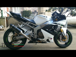 ZX6R 03-04 Full carbon