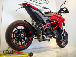 Hypermotard 821 939 Slash 45