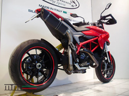 Hypermotard 821 939 Penta high