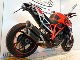 1290 Super Duke Double Slash