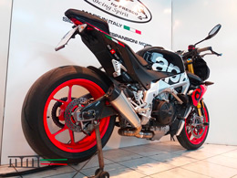 RSV4 Conique ovale GP Style