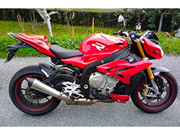 BMW S1000R Conique Ovale GP Style