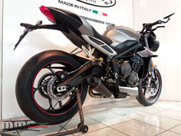 Street Triple 765 S R RS EVO2