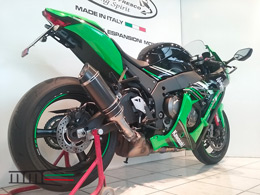ZX10R 16-18 Full carbon