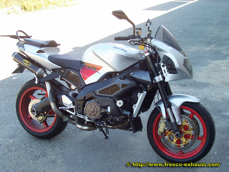 RSV Tuono 2002-2005 Double full carbone